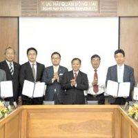 Hải quan Đồng Nai liên kết đào tạo thạc sỹ với Trường ĐH INHA-Hàn Quốc