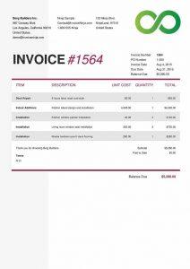 Invoice-maikalogistics